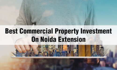 Best Commercial Property Investment on Noida Extension
