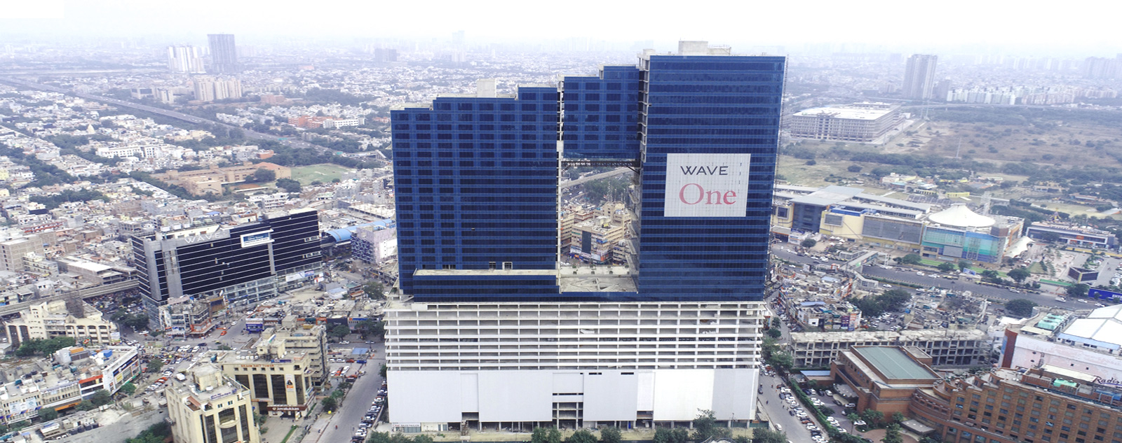 Wave One - A 41 - Storey Iconic Structure